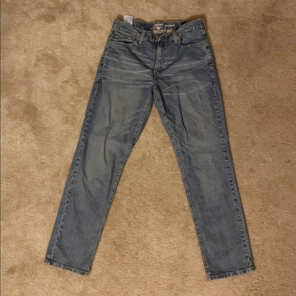 Levi's Other - Men's Athletic Levi Strauss Jeans